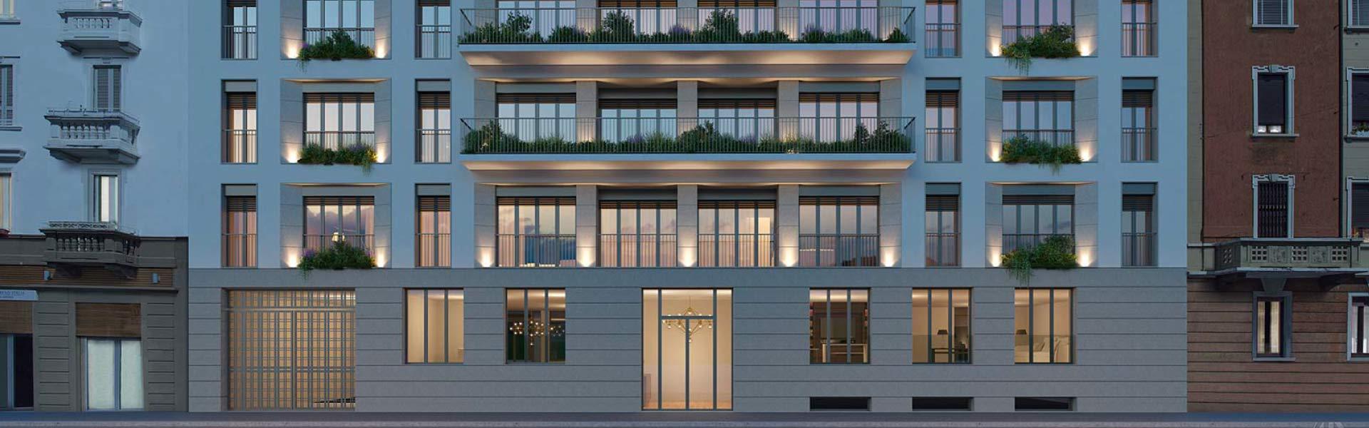 Compagnoni 12 - Tailored Real Estate Investment - FCMA Milano